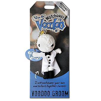 Watchover Voodoo Dolls Voodoo Groom Voodoo Keyring
