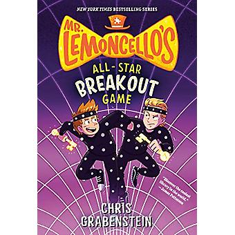 Mr. Lemoncello's All-Star Breakout Game by Chris Grabenstein - 978052