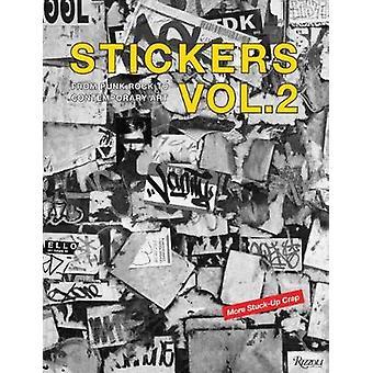 Aufkleber 2 - mehr Stuck-Up Crap von DB Burkeman - 9780847863037 Buch