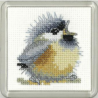 Heritage Crafts Little Friends Coaster Kit - Chirpy