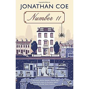 Number 11 by Jonathan Coe - 9781101972809 Book
