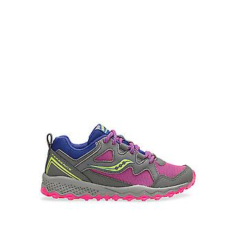 Saucony Girls' Peregrine Shield 2 A/C Sneakers