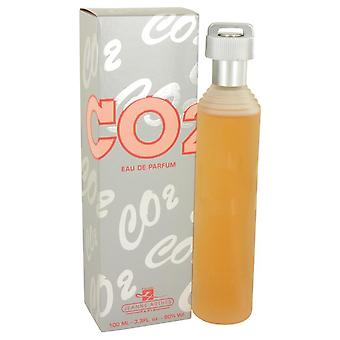Co2 Eau De Parfum Spray By Jeanne Arthes 3.3 oz Eau De Parfum Spray