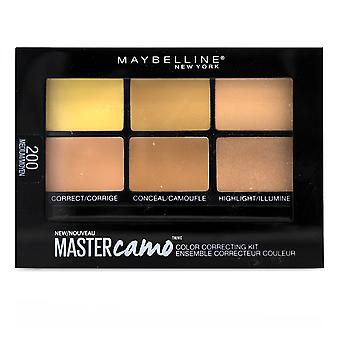 Master camo color correcting kit # 200 medium 235185 6g/0.21oz
