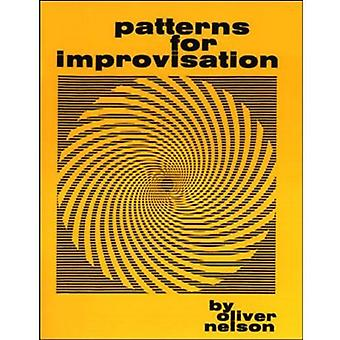 Patterns For Improvisation (All Instruments) by Oliver Nelson - 97815