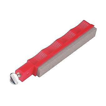 Lansky Coarse 120 Grit Hone Sharpening Stone, Red #S0120