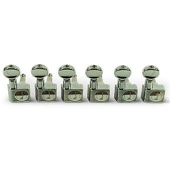 Kluson Contemporary Diecast Tuners For Fender American Standard Strat And Tele Guitars 19:1 Gear Ratio