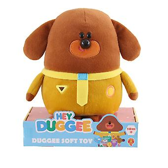 Hey Duggee Squishy Huggy Duggee Soft Toy 20cm Ages 10 Months+