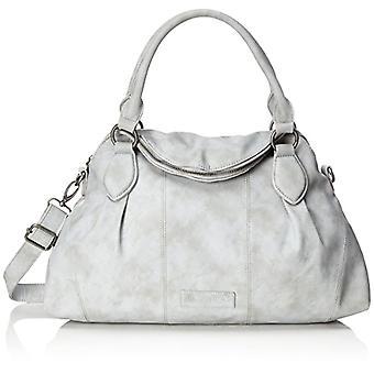 Fritzi aus Preussen Dalia - Donna Grau shoulder bags (Metal) 18x42x49cm (B x H T)