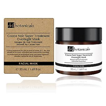 Cocoa noir super treatment overnight mask