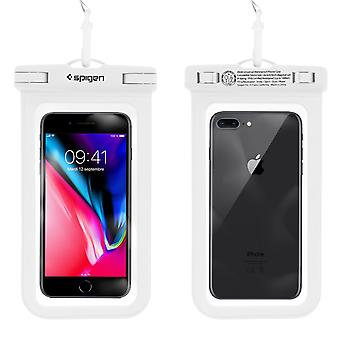 Smartphone Protective Cover Waterproof Protection IPX8 A600 Spigen White