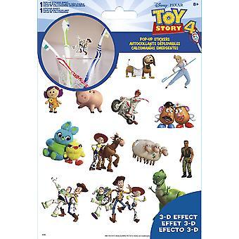 SandyLion Disney Pop Up Stickers-Toy Story 4