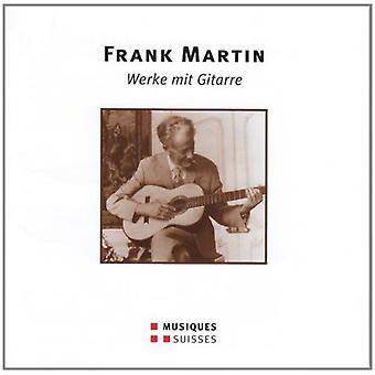 Martin / Stampa / Brutsch / Zund / Scheck - Works for Guitar [CD] USA import