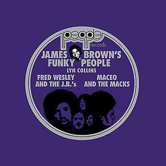 Various Artist - James Brown's Funky People Part 1 [Vinyl] USA import