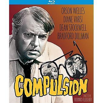 Dwang (1959) [Blu-ray] USA importeren