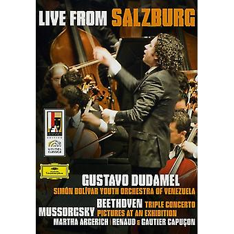Live From Salzburg [DVD] USA import