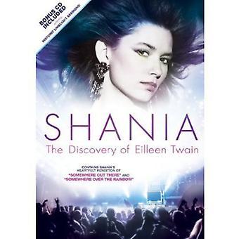 Shania Twain - Shania: The Discovery of Eileen Twain [CD] USA import