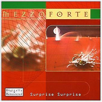 Mezzoforte - Surprise Surprise [CD] USA import