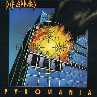 Def Leppard - Pyromania [CD] USA import