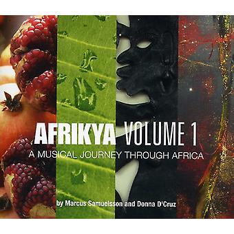 Samuelsson/D'Cruz - Samuelsson/D'Cruz: Vol. 1-Afrikya: Musical Journey Thro [CD] USA import