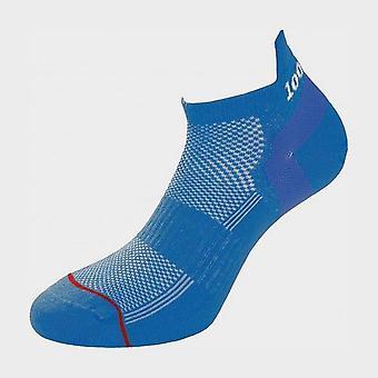 1000 Mile Men's Ultimate Tactel-® Trainer Liner Sock Royal Blue