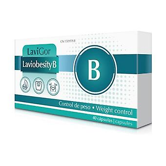 Laviobesity B 40 capsules