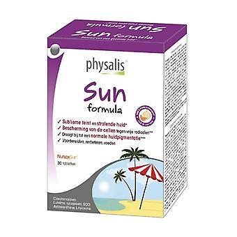 Sun Formula 30 tablettia