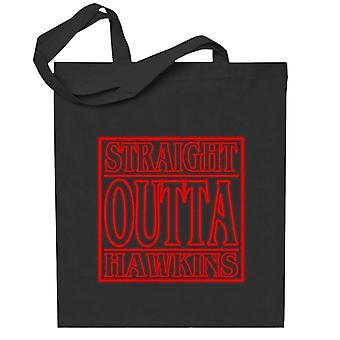 Outta Hawkins Stranger Things Totebag