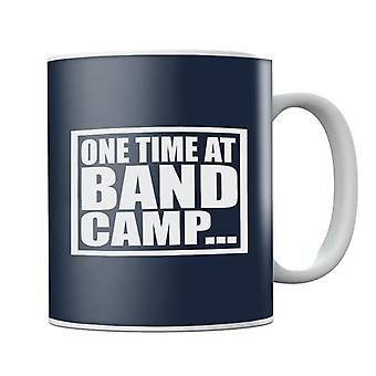 One Time At Band Camp American Pie Mug