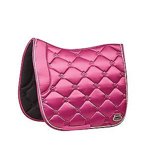 Weatherbeeta Regal Luxe Full Size Dressuur Zadelkussen - Rose Queen