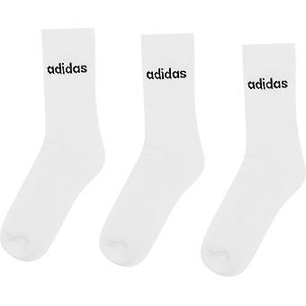 adidas Crew Three Pack Socks Womens