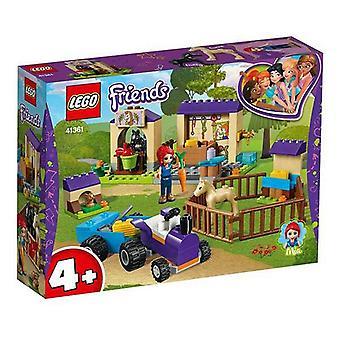 Playset Friends Mia´s Foal Stole Lego 41361