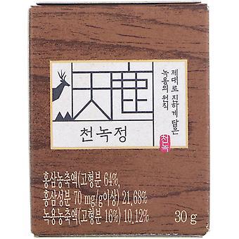Cheong Kwan Jang, Cheon Nok Extract, Korean Red Ginseng & Deer Antler, 1.06 oz (
