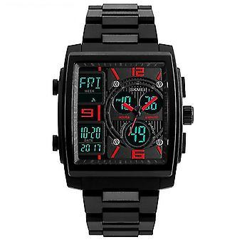 Męski i wysokiej jakości zegarek elektroniczny
