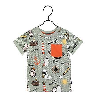 Mumin Murmade T-shirt (Grön)