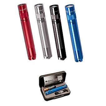 Maglite Solitaire LED - 37 lumens - 55m beam - gift boxed