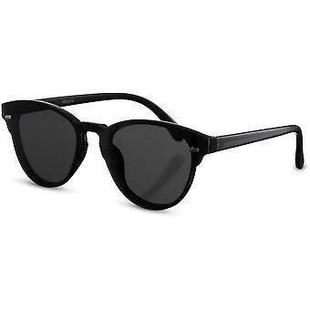 النظارات الشمسية Unisex بانتو الأسود (CWI2210)