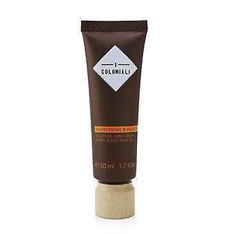 Regenerating & Velveting - Velveting Hand Cream - 50ml/1.7oz