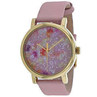 Timex Women's Crystal Bloom Multi color Dial Watch - TW2R66300