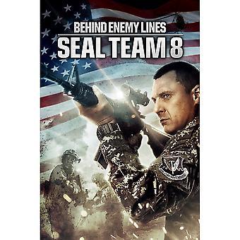 敵のラインの背後にある - シールチーム8 DVD