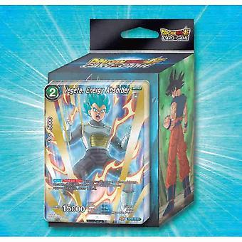 Dragon Ball Super CG Expansiune Deck Set BE12 Universe 11 Unison (Pachet de 6)
