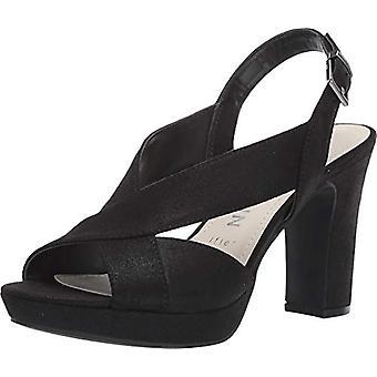 Anne Klein Women's Pauline Platformu Sandal Topuklu