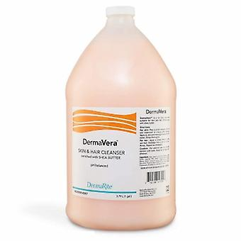 DermaRite Shampoo and Body Wash Scented, 1 Gallon