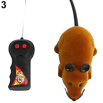 Mini Rc Simulation Wireless Remote Control -rc Electronic Rat Mouse Mice Toy