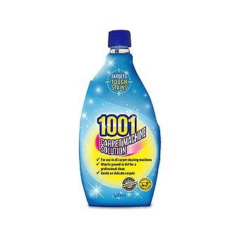 1001 1001 Carpet Machine Solution 500ml