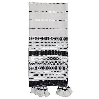 Comfort accogliente con la striscia - Cotton Blanket