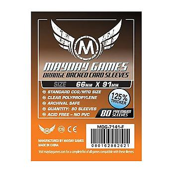 Mayday Card Game Sleeves 66x91mm