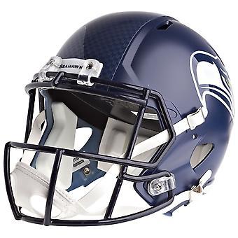 Riddell Speed replica jalka pallo kypärä-NFL Seattle Seahawks