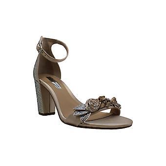 I.n.c. Kacee klänning sandaler guld storlek 6,5 M
