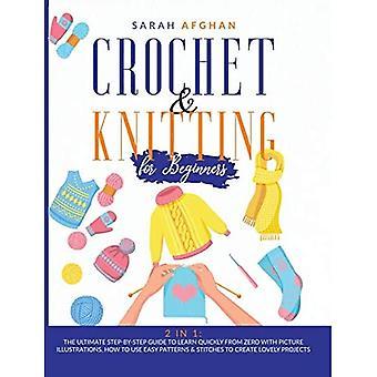 Crochet y tejido para principiantes